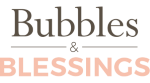 Bubbles & Blessings Logo